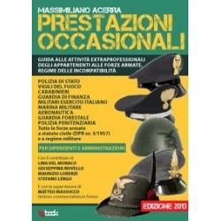 PRESTAZIONI OCCASIONALI (2a ediz. - 2013)