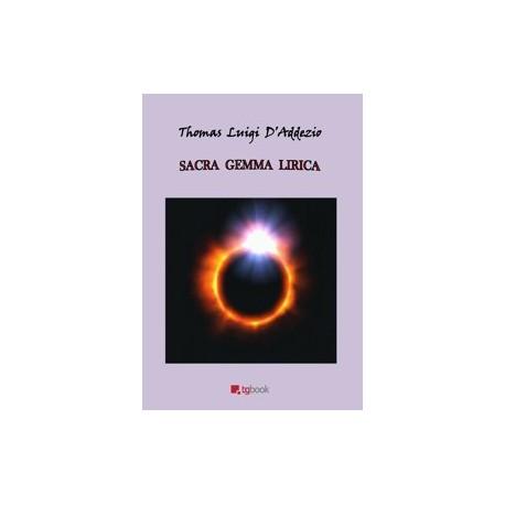 SACRA GEMMA LIRICA